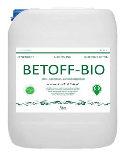 Betoff se concentre sur la pollution de la construction